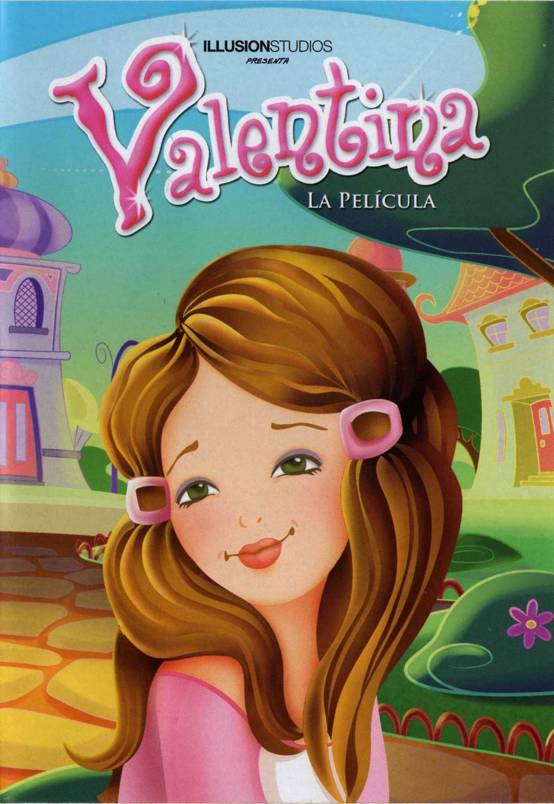 Valentina: La Pelicula (2008)